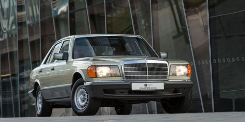Mercedes-Benz W 126 S-Class Buying guide
