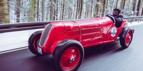 The Stösser BMW – The first of its kind