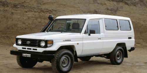 "Mini-Series ""4×4 Variety"" – Toyota Land Cruiser"