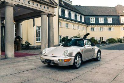 Les Grandes Marques du Monde à Paris Porsche 964 911 Diego Maradona 1992 (14)