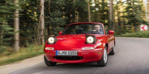 Mazda MX-5 – Rebirth of the Classic Roadster