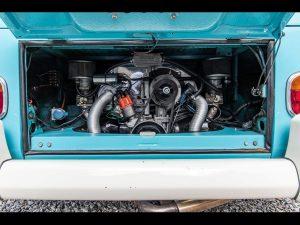 1967 Volkswagen SambaSplit-Screen T1 21-WindowCamper