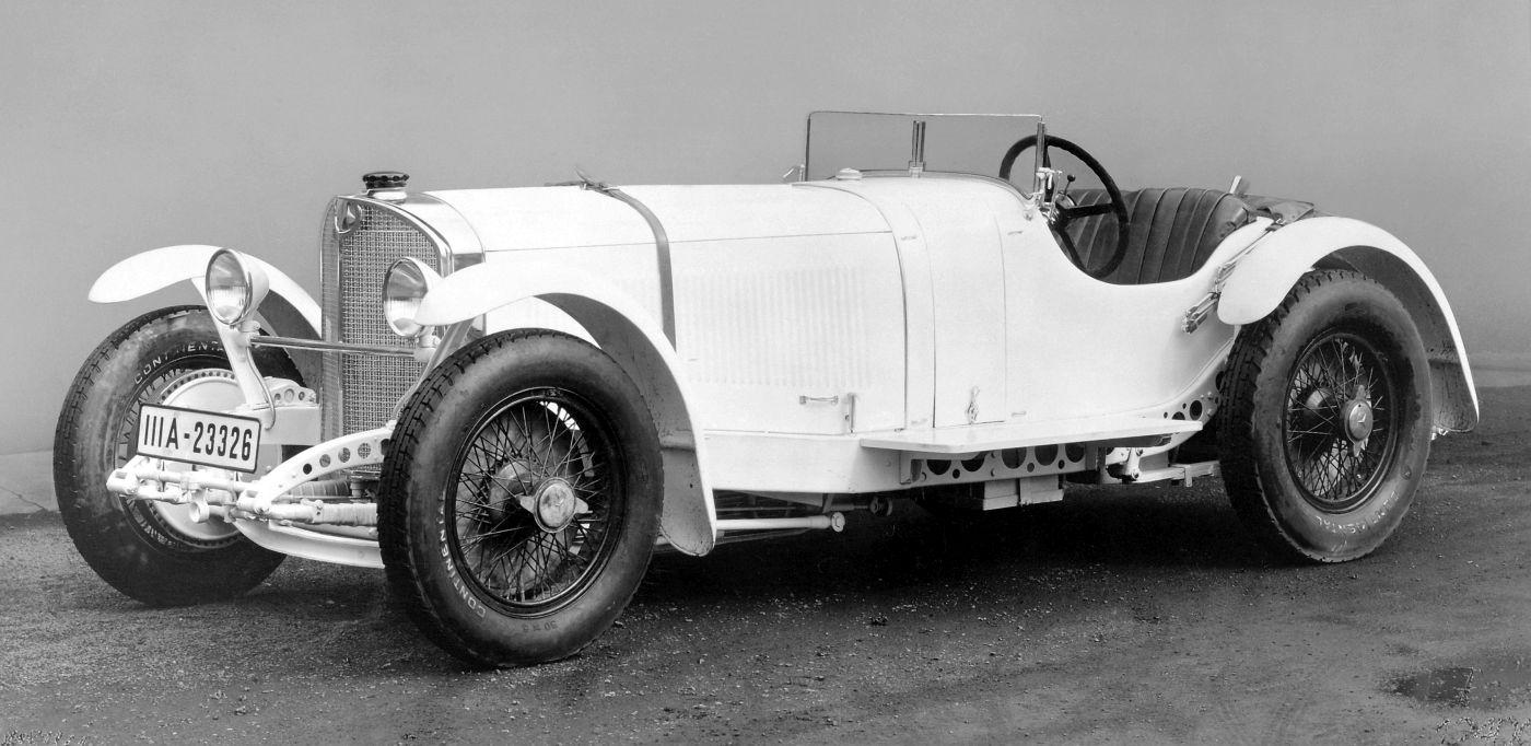 1931 Mille Miglia Rudolf Caracciola Mercedes-Benz SSKL (6)