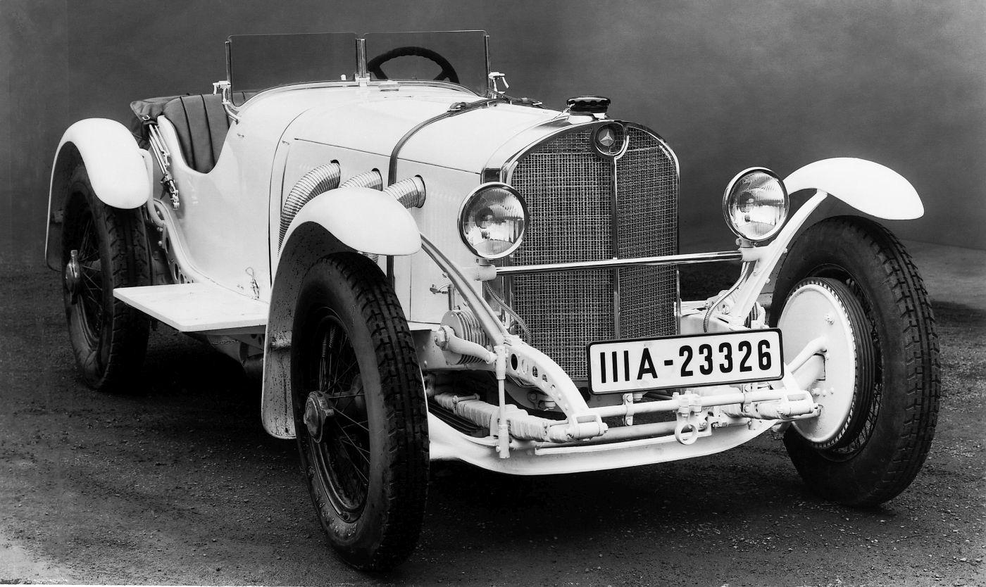 1931 Mille Miglia Rudolf Caracciola Mercedes-Benz SSKL (7)