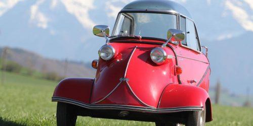 Messerschmitt KR 200 – Only flying is better