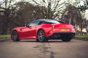 2011 Ferrari 599 GTO(Classiche)