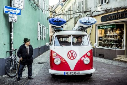 1966 Volkswagen T1 Bus Bulli Love (1)