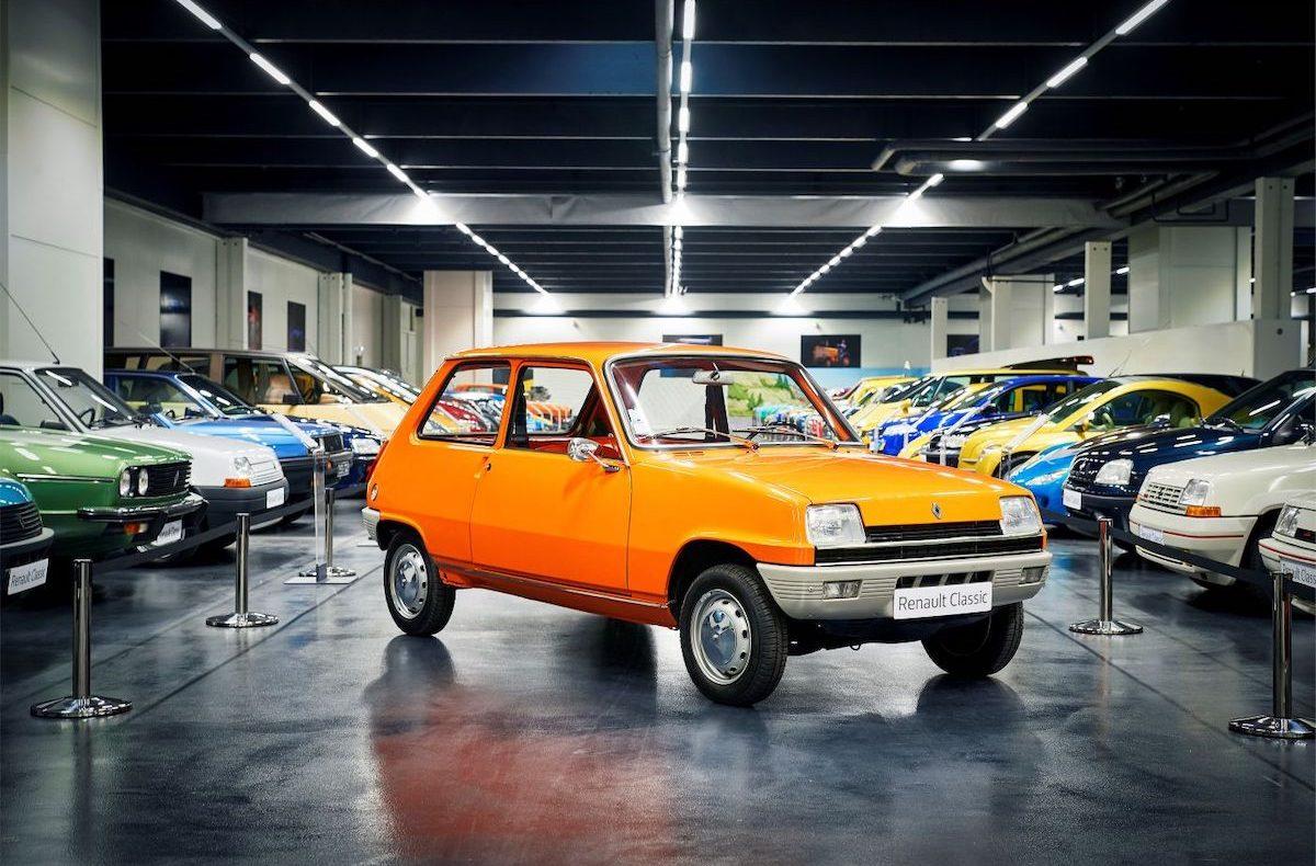 Renault R5 Automotive Design
