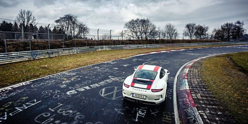 The Nürburgring Nordschleife is their life