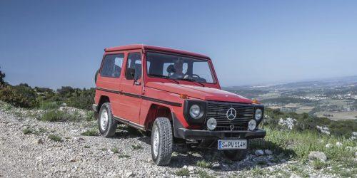 Mercedes-Benz G-Class – The never endinG story