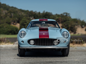 1958 Ferrari 250 GT LWB Berlinetta 'Tour de France' by Scaglietti