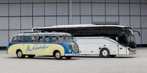 70 years of Setra – The story of a self-supporting success