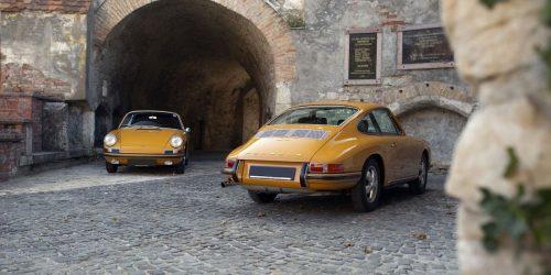Porsche 911 F-Model: The beginning of a new era