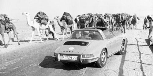 Targa's Tour – An incredible journey in a Porsche 911