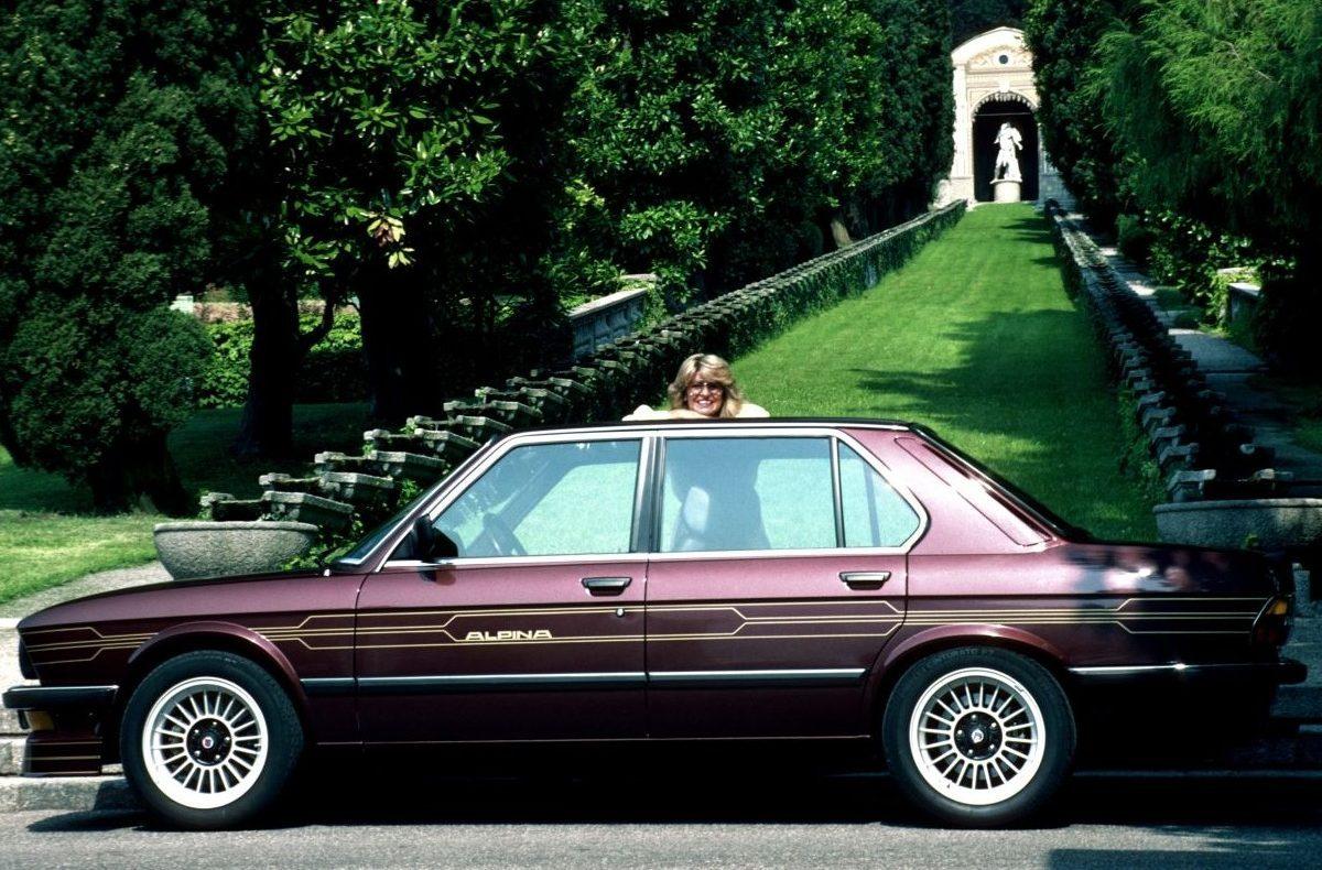 Alpina BMW Tuning