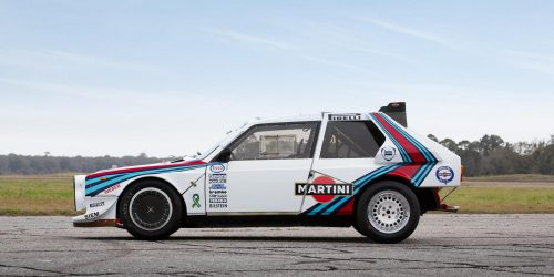 Motorsport in the 80s: New directions in rally and touring car racing