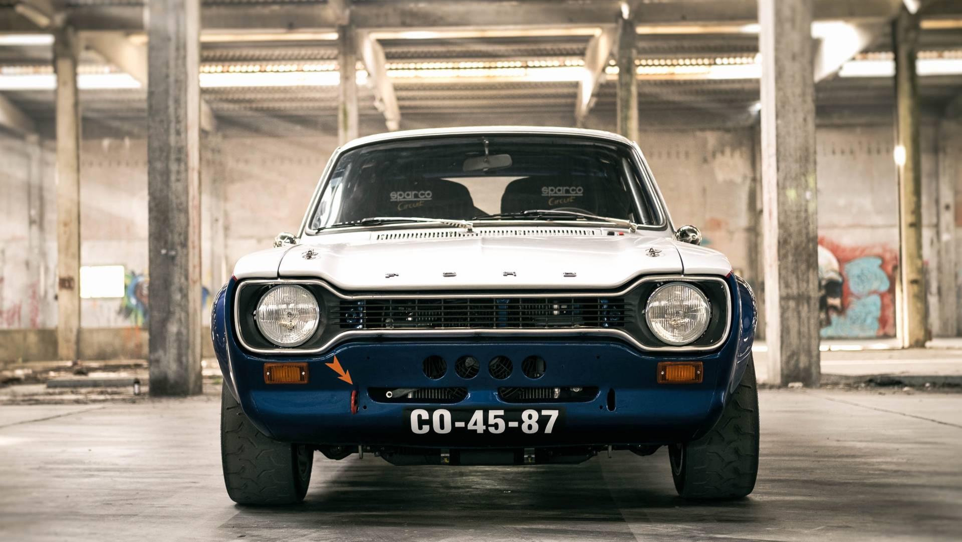 Ford Escort Anni 70.Ford Escort Rs Dallo Shopping Alle Corse Classic Trader Magazine